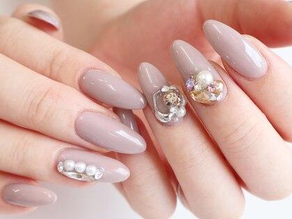 トリート アイラッシュアンドネイルサロン(treat eyelash&nail salon)の写真