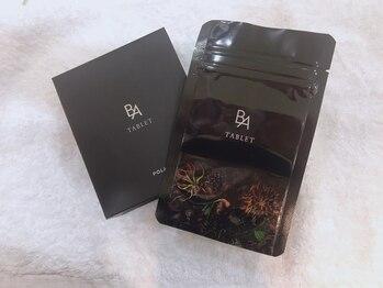 ポーラ ザ ビューティ 大阪堀江店(POLA THE BEAUTY)/新発売☆BAタブレット