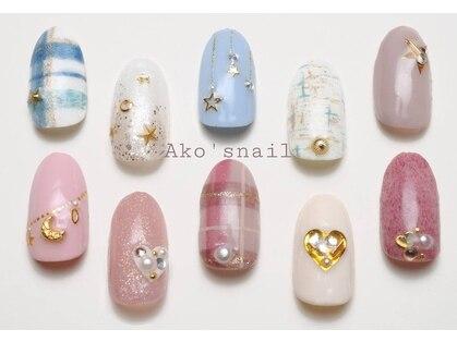 アコズネイル(Ako's nail)の写真