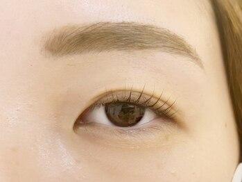 メイリー(Meily)の写真/美眉フルセット[眉毛パーマ+wax+カット]で憧れの垢抜け美眉をGET!お手入れラクチンで良い事尽くし♪