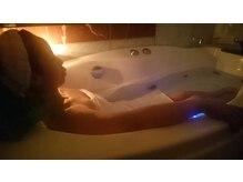 リラクゼーション プリュムの雰囲気(高濃度水素バスご入浴で活性酸素の除去とゆったり疲労回復)