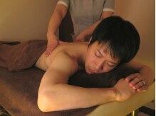 【男性歓迎】日々のお疲れを癒してくれる!毎日酷使しているお疲れの体を高品質ジェルでマッサージ☆