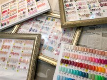 カラーやパーツ、デザインも豊富にご用意しております♪