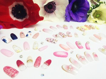 nail & eyelash Bounail_デザイン_01