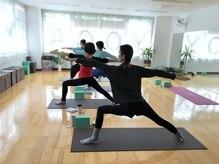 南林間駅前スタジオ メローヨガ(Mellow-Yoga)