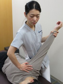 静岡療術整体院/【本格メソッド】猫背対策