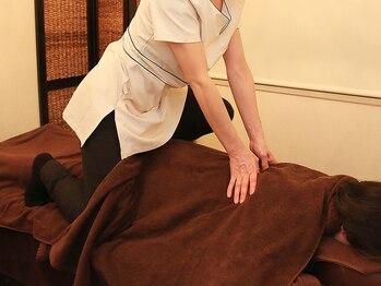 リラクゼーション アンヒナユウ(Anhinayu)の写真/【毎日頑張るあなたに…♪】首・肩の辛さと疲れを解消!!PC操作が多い方・在宅ワークの方にオススメ◎