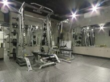 スタージム(Star Gym)の雰囲気(衛生対策!常時換気、使用後のマシンは全て消毒を行なっています)