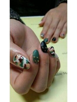 ネイルサロン ママン(Nail Salon Maman)/ビジンネイルコース