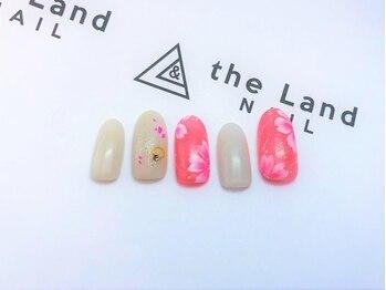 ザ ランド ネイル(the Land Nail)/桜キラリ △松下