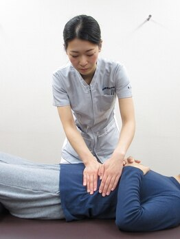 静岡療術整体院/【本格メソッド】腹部調整