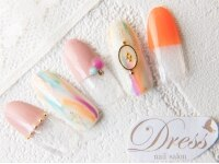 ドレス(Dress nail&eyelash Lolonois)