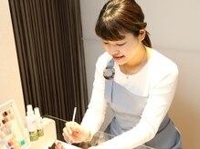 ラボラトリー ネイルアート(Laboratory nail art)の雰囲気(丁寧な施術×手頃な料金で、「ずっとキレイな手元」を提案します)