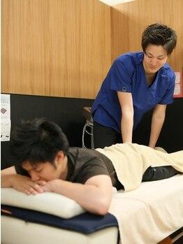 藤整体院 磐田見付院の写真/インナーマッスルも骨盤矯正も藤整体院にお任せください!深部の筋肉をしっかりトレーニングしましょう♪