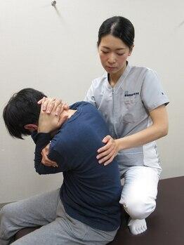 静岡療術整体院/【本格メソッド】本格姿勢調整