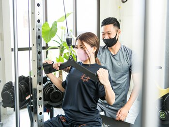 ボディルーラーズジム 秦野東海大学前店(BodyRulers GYM)の写真/≪初回体験トレーニング無料☆≫完全個室で周りを気にせずトレーニングができる!お子様連れも可能♪