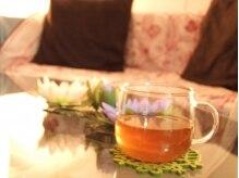 リラクゼーションアンド整体サロン 睡蓮(suiren)の雰囲気(施術後には温or冷の、健康茶で一息ついてくださいね。)