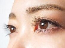 ラヴァッツ (Lavazz)の雰囲気(瞳が大きく見えるように、さまざまな長さ、カール、太さで調節!)