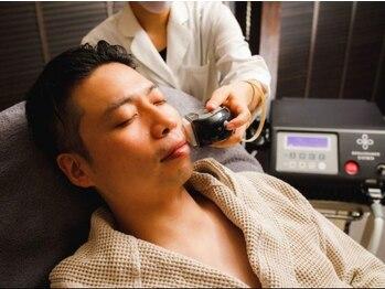 ノリブラック(Nori.BLACK)の写真/【メンズVIO導入店!】しかも男女指名もOK☆メンズが松山で圧倒的に安い!!ムダ毛をケアして清潔感UP♪
