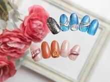 ラボラトリー ネイルアート(Laboratory nail art)の雰囲気(定額デザインのほか、持ち込みデザインも歓迎です♪)