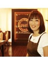 ネイルカフェ ショコラ 新宿店(NAIL CAFE CHOCOLAT)田中 絵梨佳
