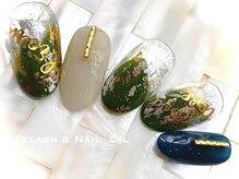 シル 本町店(CIL)/foil nail*