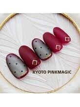 ピンクマジック(PINKMAGIC)/シースルードット