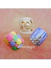 ピンクマジック(PINKMAGIC)/フットデザイン