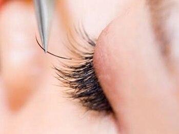 アイラッシュ デュアプレ 相模原(eyelash deapres)/フラットラッシュ120本 6500円