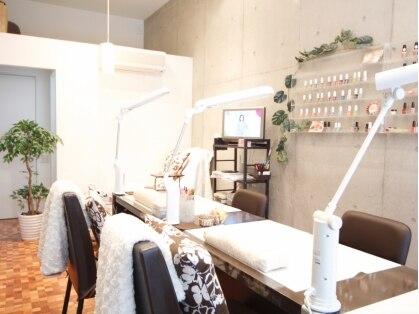 モアネイル つつじヶ丘店(MOAH NAIL)の写真