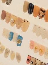 ネイルサロン アンビジュネイル 大泉店(An'bijou nail)
