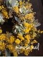 ミモザネイル(MIMOSA Nail)/ MIMOSA nail