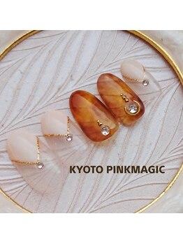 ピンクマジック(PINKMAGIC)/べっ甲ネイル