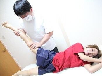 ユリシス Body Therapy&Healing Ulyssesの写真/モデルも通う【歪み改善&痩身専門店】完全個室◎熟練技術が光る結果重視サロン!不調の原因を改善!