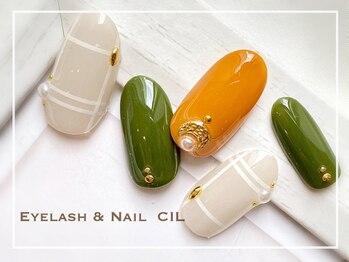 シル 本町店(CIL)/check nail*