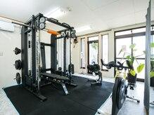 ボディルーラーズジム 秦野東海大学前店(BodyRulers GYM)の雰囲気(完全個室で周りを気にせずトレーニングできる!)