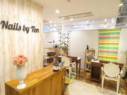 ネイルズバイテン 天神ビブレ店 (Nails by TEN)の写真