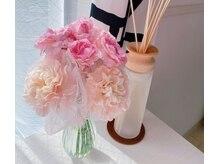 アンベリール(Embellir)の雰囲気(お花で癒しを...★)