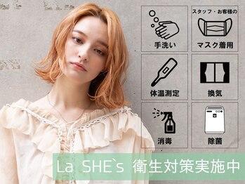 ラシーズ 三宮店(La SHE's)(兵庫県神戸市中央区)