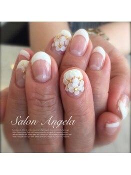 サロン アンジェラ(Salon Angela)/3D小花いっぱい