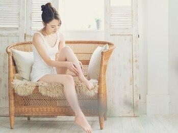 エステティックサロン エメ(Aimer)の写真/プロの技で自己処理いらずの明るいぷるツヤ美肌へ!気軽に通いやすく、さらに毎回同じお値段なのが嬉しい☆