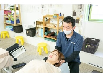 シエスタ フローラ店/施術の流れ3