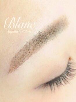 アイラッシュサロン ブラン 上越アコーレ店(Eyelash Salon Blanc)の写真/【美眉スタイリング☆WAX脱毛】眉毛もプロに任せて旬顔に☆エクステとセットでイメチェンにもオススメ◎