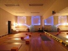 札幌ヨガスタジオ ブルースター(BLUESTAR)の雰囲気(アットホームで温かみのあるサロンで、リラックス♪)