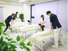 J'Sメディカル整体院 武蔵小杉の雰囲気(矯正の資格を持つ先生がカウンセリングから専属で施術します!)