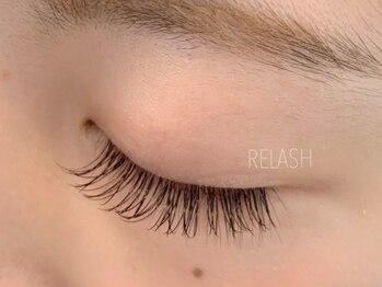 リラッシュ 駅南店(RELASH)/高級毛セーブル 120本