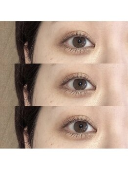 ルシエルアイラッシュ 薬院店(LuXiel eyelash)/パリジェンヌラッシュリフト