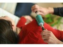 ローラーリンパ整体 ことぶきの雰囲気(肩の痛みを改善へ導きます。)
