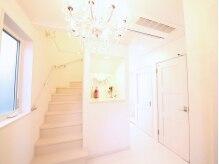 清潔感のある明るい玄関☆