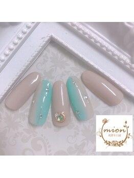 ネイルサロン ミオン/≪定額Aコース≫